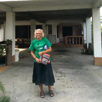Adele P in Fiji